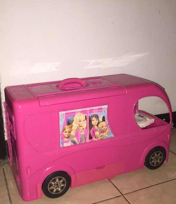 Se Vende Camper de Lujo Barbie