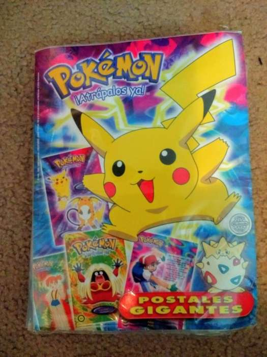Pokemon Album de Cartas