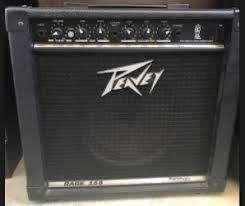 Amplificador PEAVEY RAGE 158 de15 w