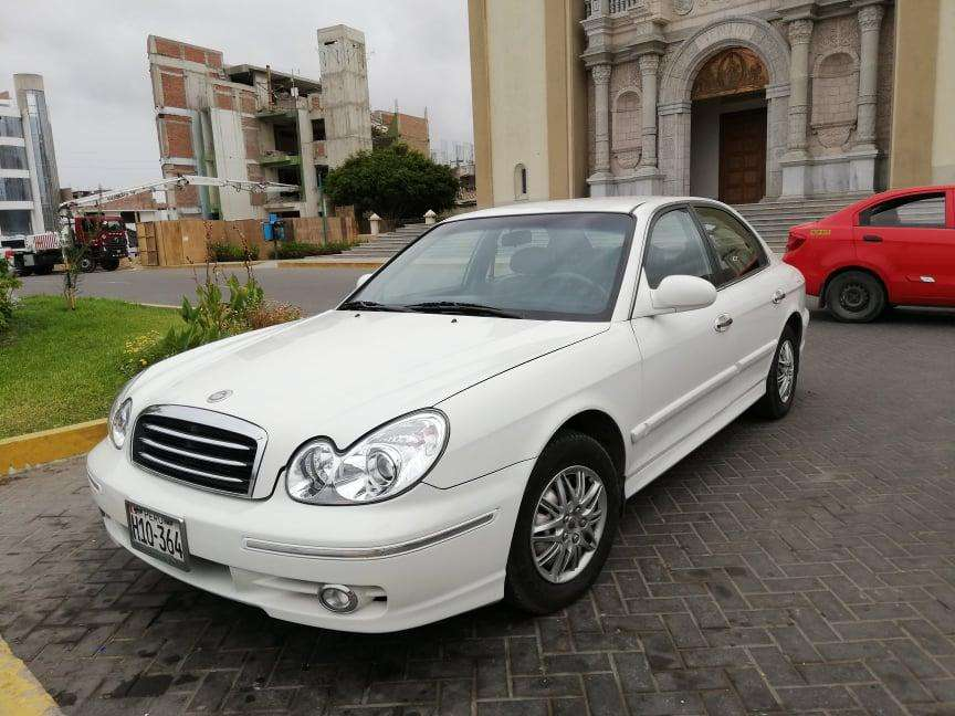 Hyundai Sonata 2004 - 200 km