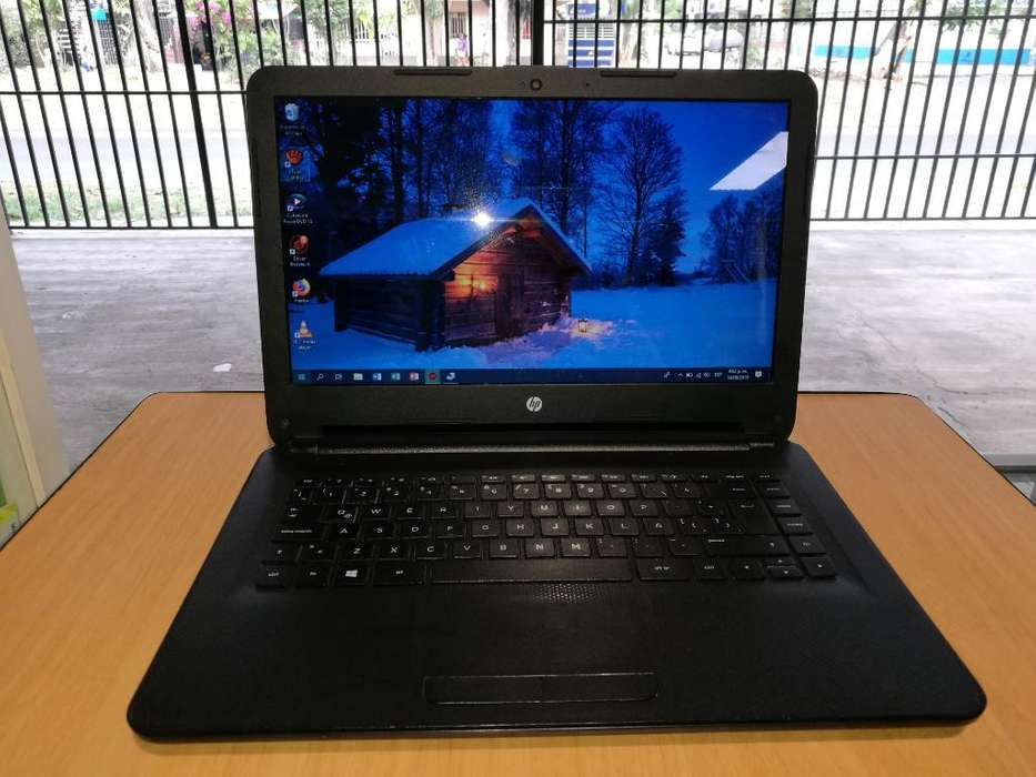 VENDO Portatil HP E2 7100 QUAD CORE, 4GB RAM DDR3 L, HDD 500 GB