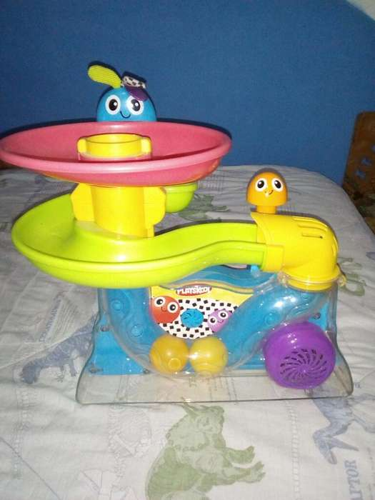 Salta Bolitas de Playskool
