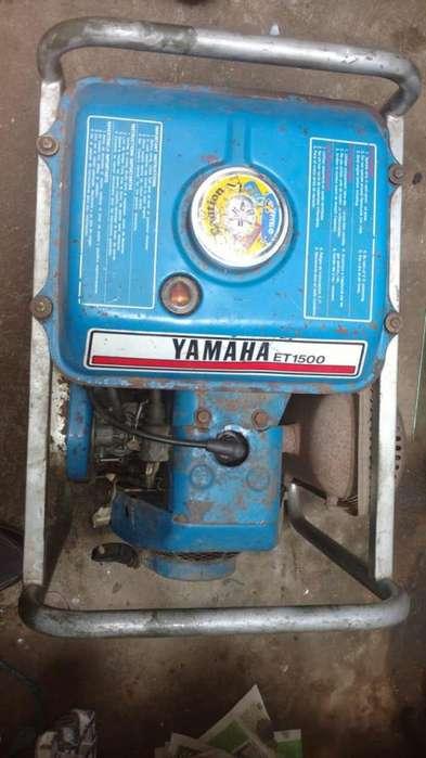 Generador de Luz Yamaha 1500