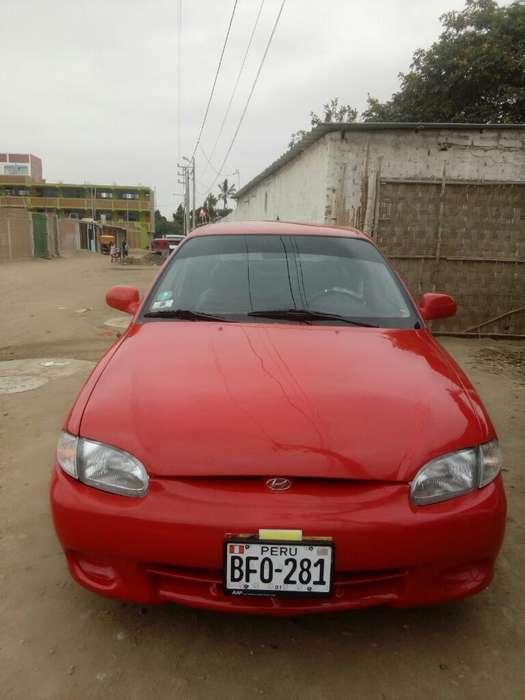 Hyundai Accent Hatchback 1997 - 250 km
