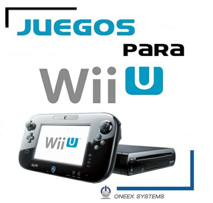 Juegos de Nintendo Wii U