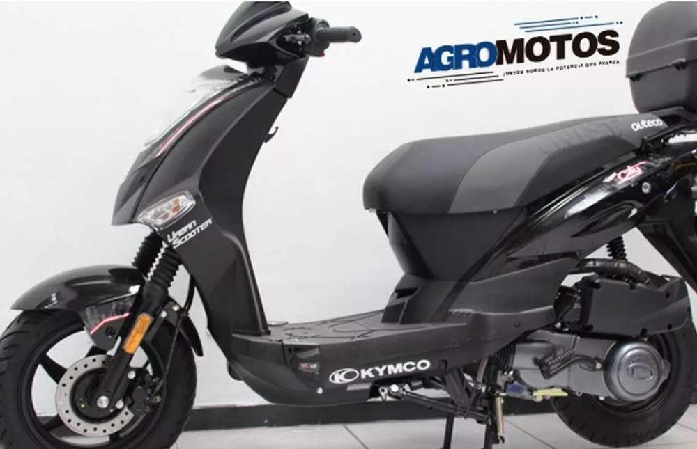 Kymco Twist City Modelo 2020