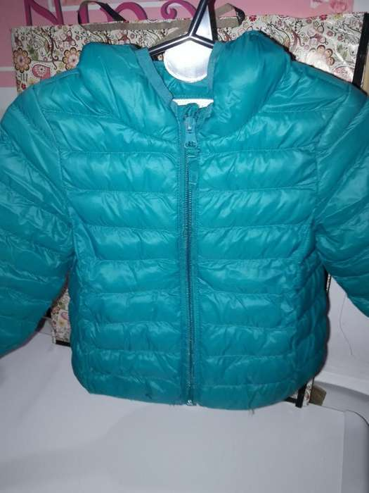 Campera Impermeable Cheeky Talle L