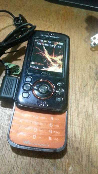 Sony Ericsson W395 Walkman Clásico