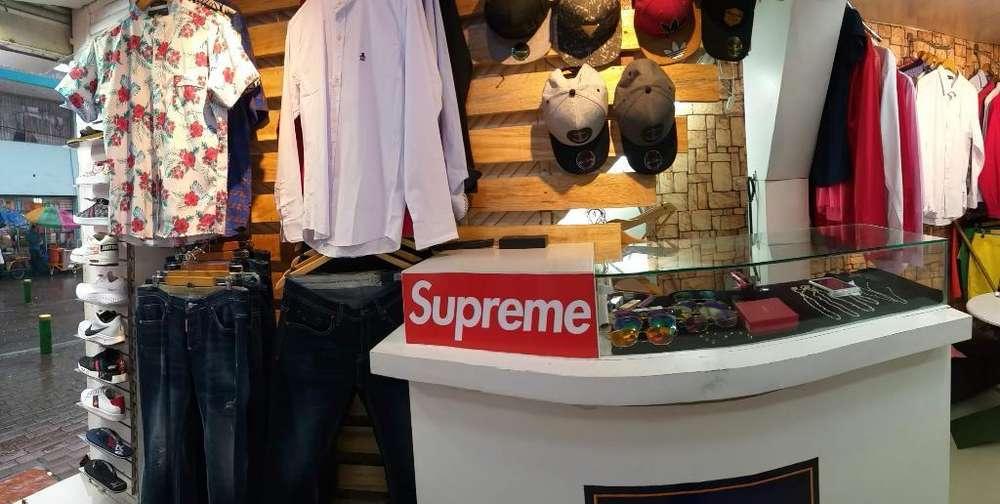 Vendo <strong>boutique</strong> en Excelente Ubicacion