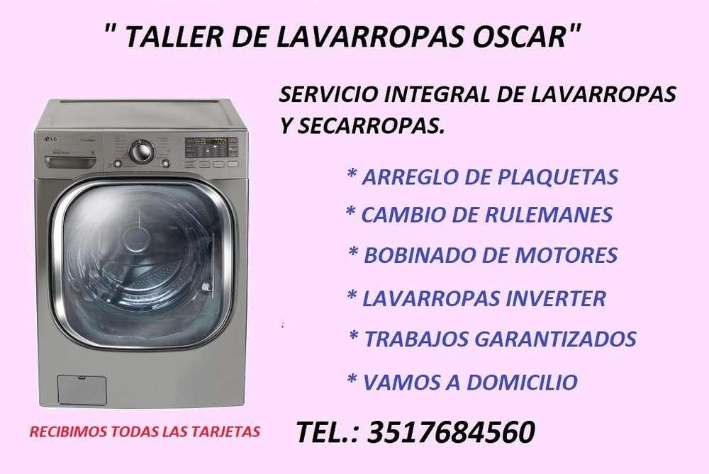TALLER DE LAVARROPAS OSCAR