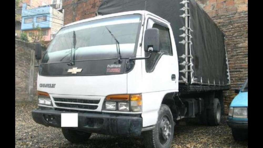 Conductor para Camion Npr