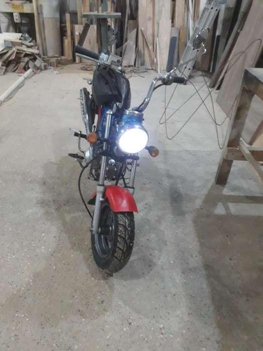 Moto 110 Modelo 2012