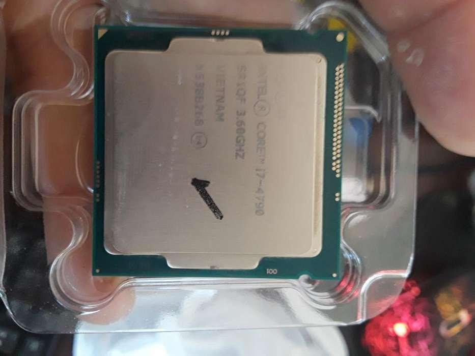 Procesador Intel Core I7 4790 de 3.6ghz