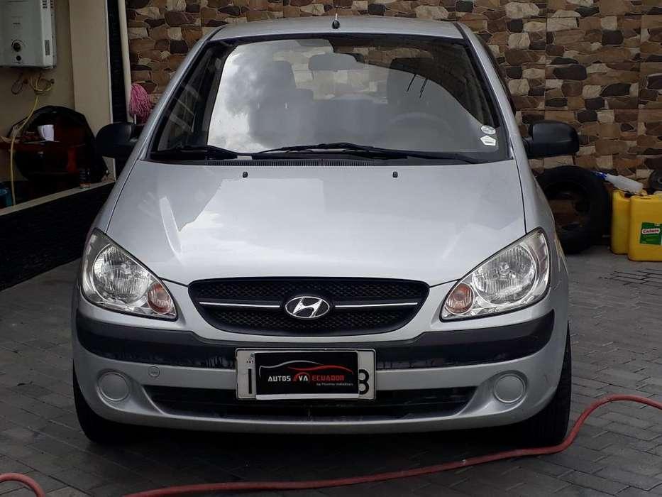Hyundai Getz  2011 - 78000 km