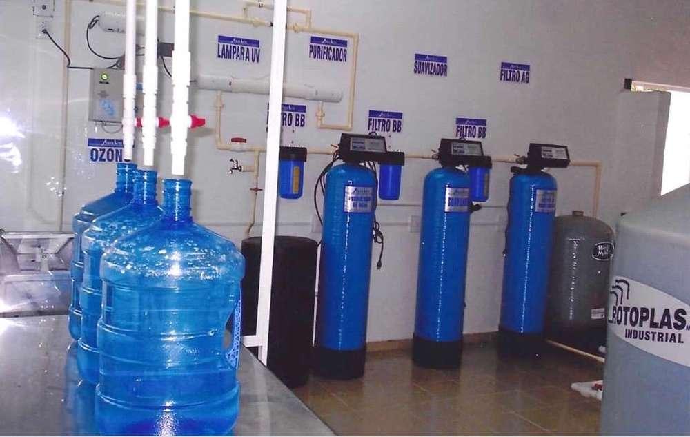 Vendo Cambio Planta Purificadora D Agua