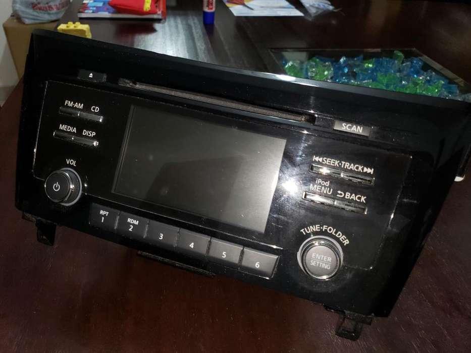 Nissan X Trail Radio Original Nueva