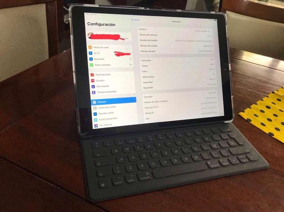 iPad Pro 12.9 segunda generacion.