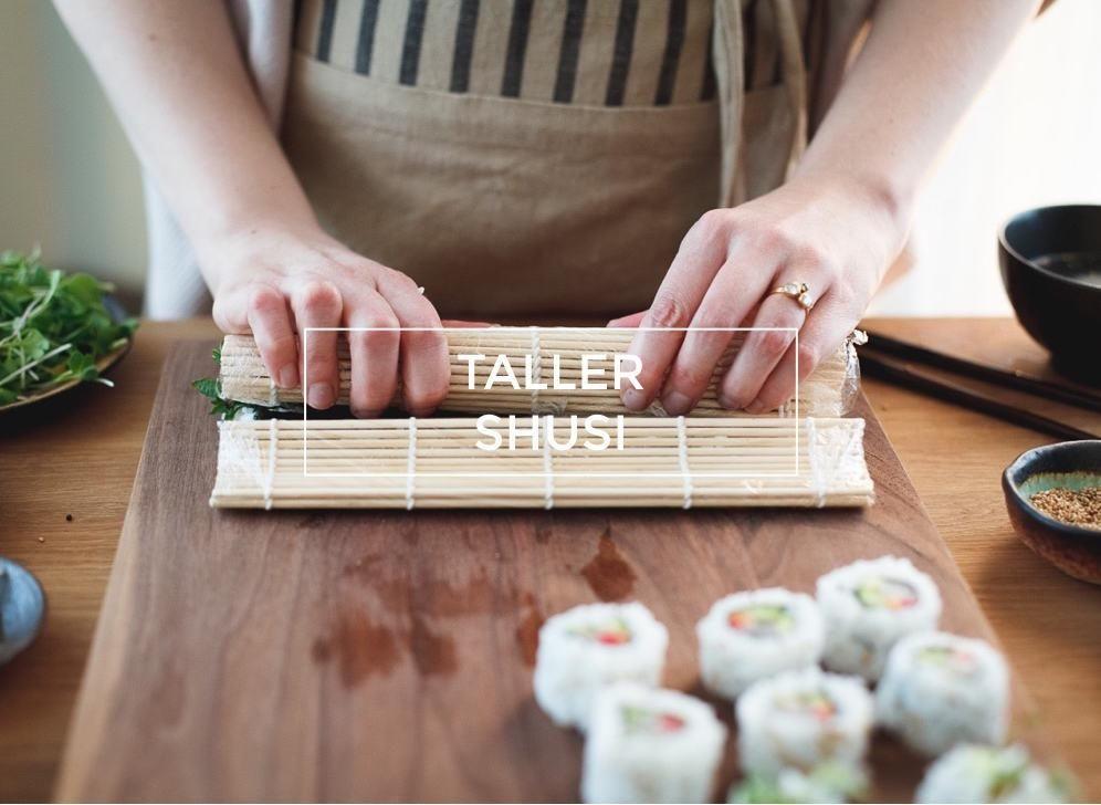 Clases de Sushi Particulares