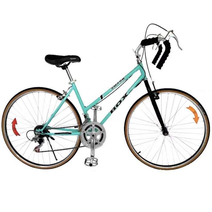 Hermosa Bicicleta De Media Carrera Para Dama