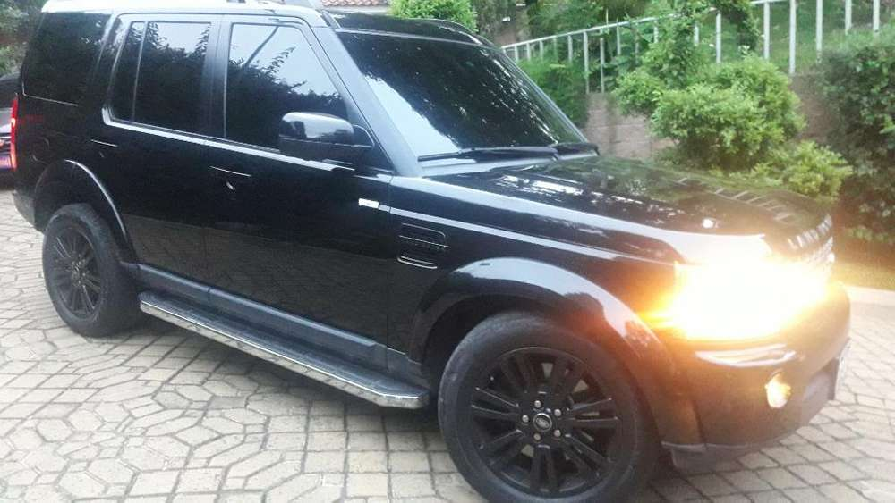 Land Rover Discovery 2013 - 86000 km