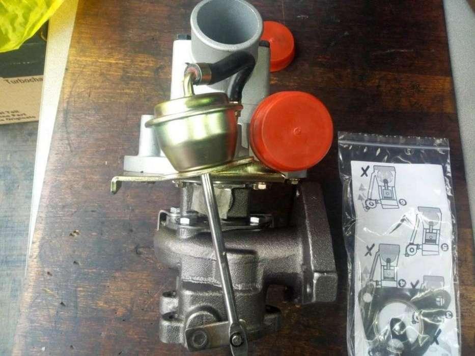 turbo alimentador nissan frontier 3.0 diesel