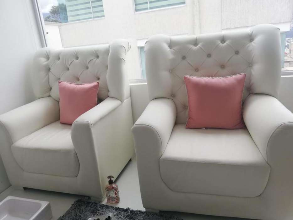 MUEBLES PARA SPA DE PEDICURA Y CAUTER DE RECEPCION