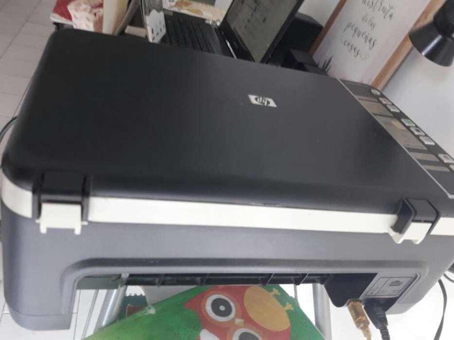 Liquido Impresora Multifunción <strong>hp</strong>