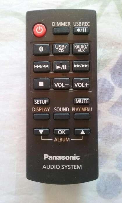 Control Remoto Original Panasonic