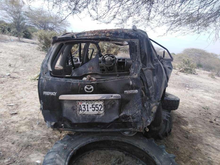 Mazda Premacy 2006 Motor Ok