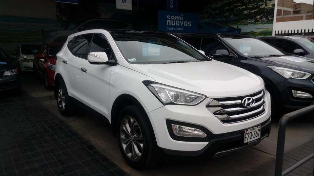 Hyundai Santa Fe 2013 - 69000 km