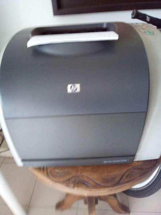 Impresora HP Laser Color 2550L