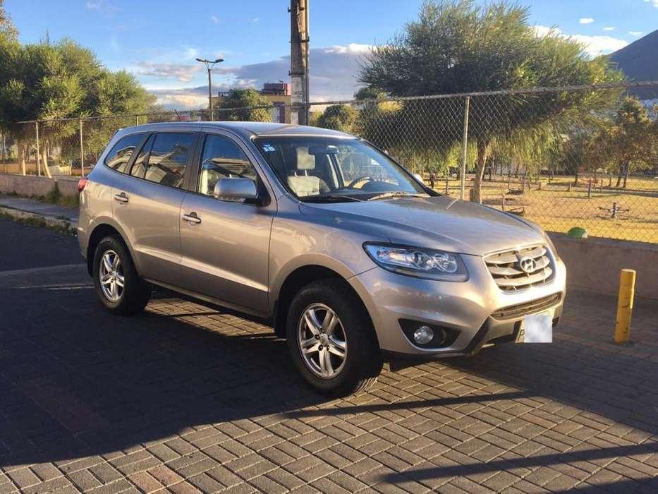 Hyundai Santa Fe 2010 - 92500 km