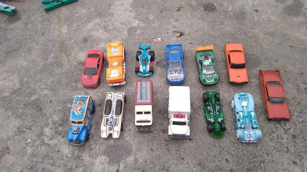 Autos Hotweel Matchbox Lote
