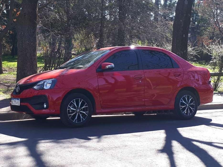 Toyota Etios 2018 - 18000 km