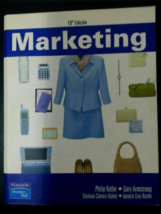 Marketing 10 Edición Kotler Armstrong ed Pearson