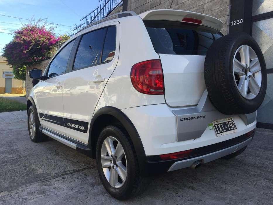 Volkswagen Crossfox 2010 - 132000 km