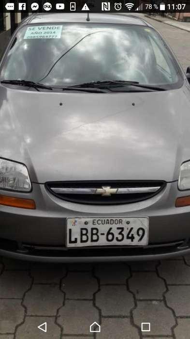 Chevrolet Aveo Family 2014 - 170000 km