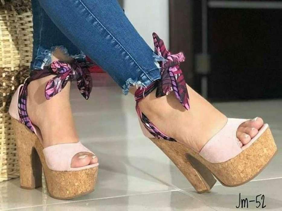 32b394e6 Taconed Atlántico - Zapatos Atlántico - Moda - Belleza