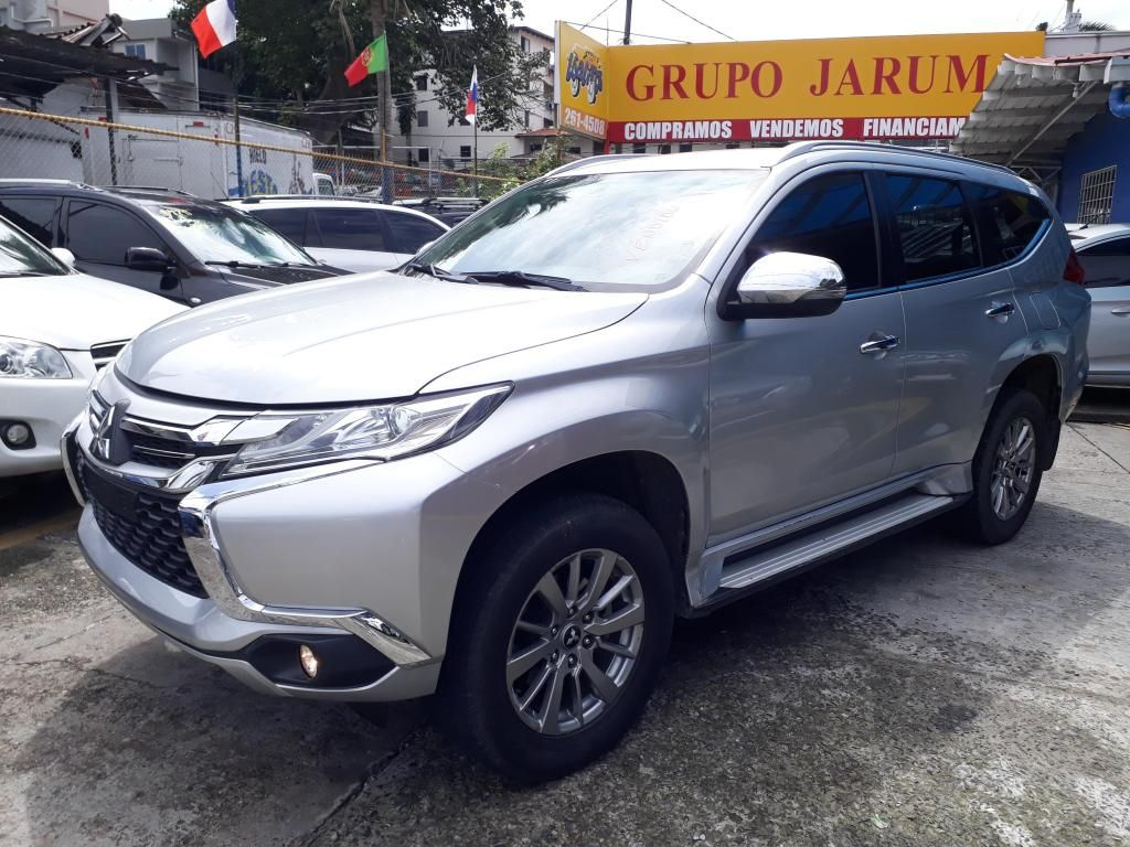 MITSUBISHI MONTERO SPORT 2018 4X4 **  GRUPO JARUM **  FINANCIAMIENTO DISPONIBLE