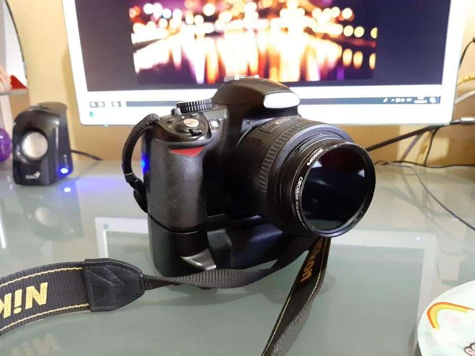 Vendo Cámara Nikon Nikon D3300