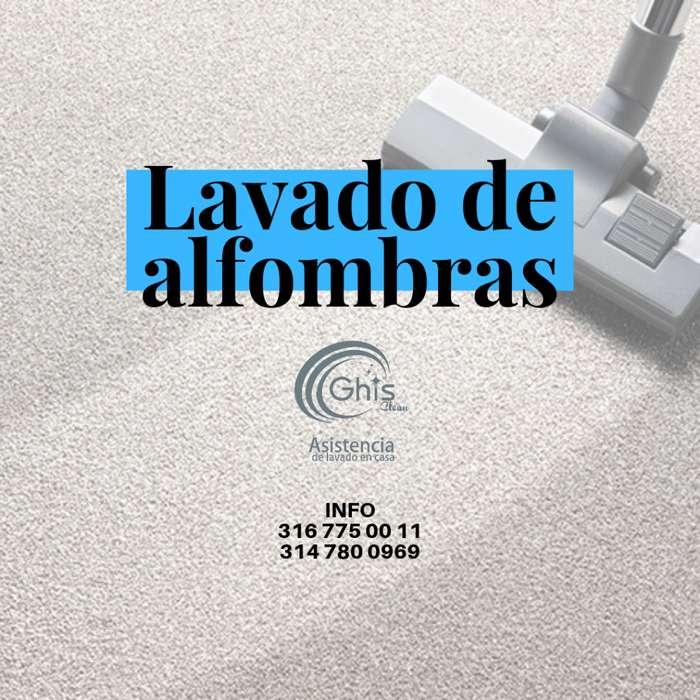 Lavado de Alfombras en Pereira Ghis Clean - Risaralda