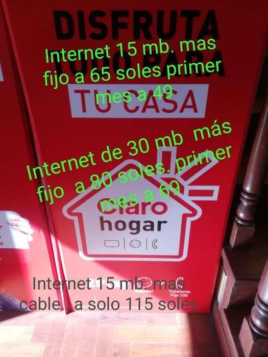 Intenet para El Hogar 930830822
