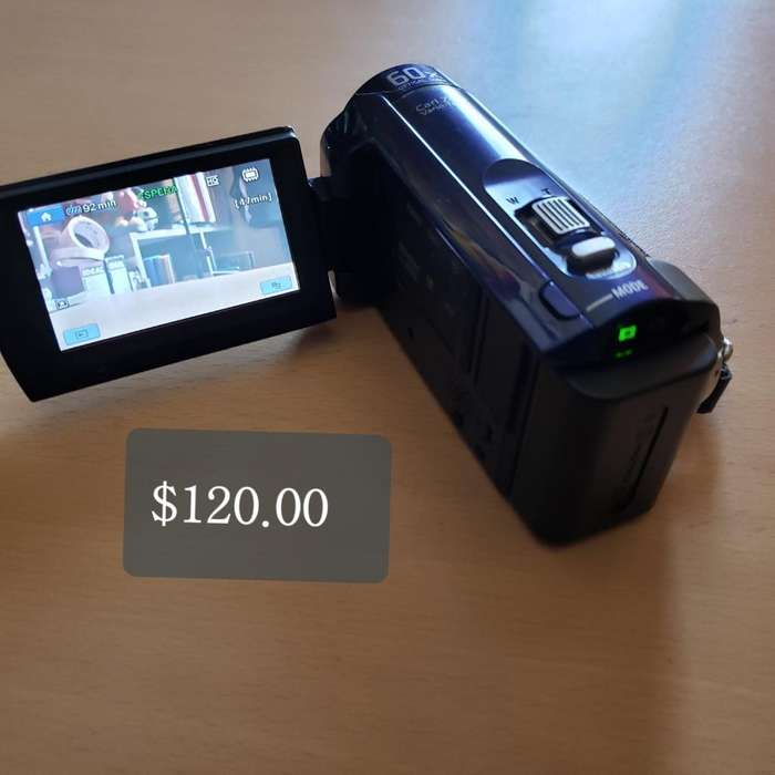Handycam <strong>sony</strong> Dcr-sx40
