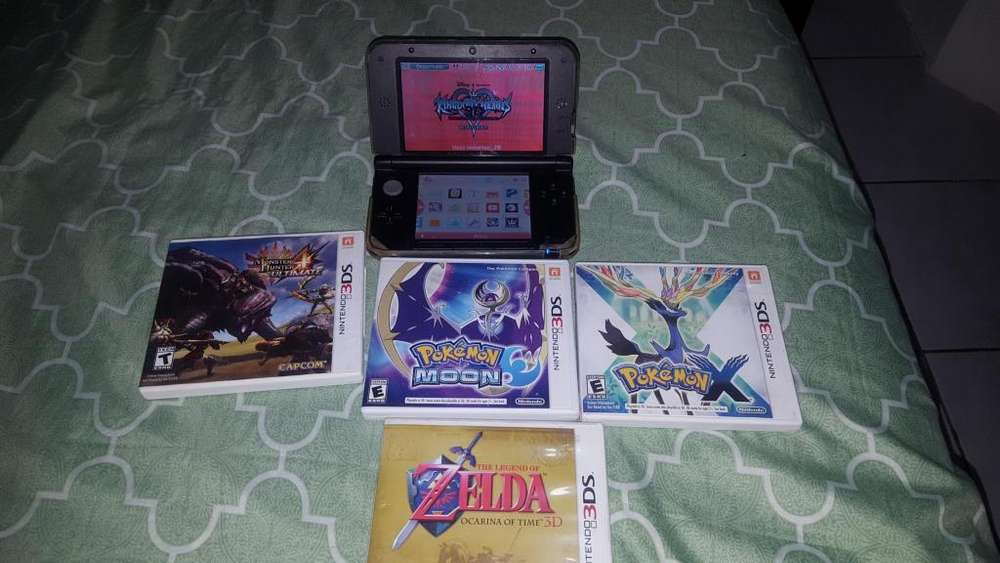 3DS XL en buen Estado