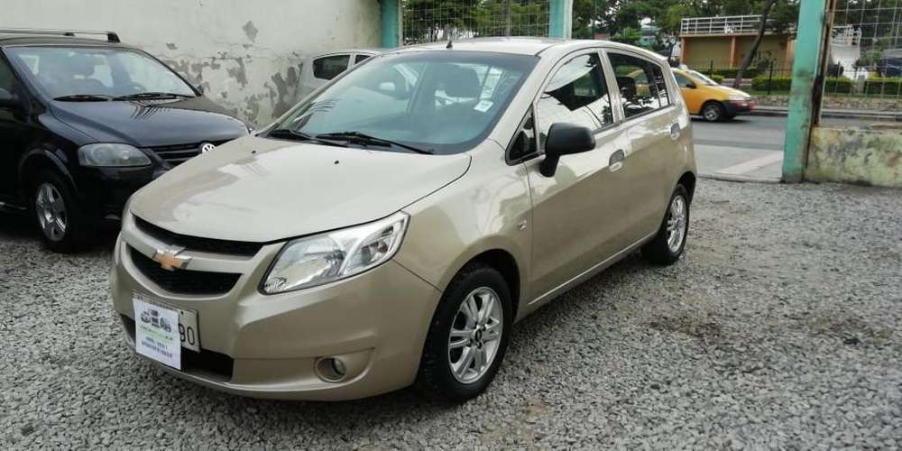 Chevrolet Sail Hatchback 2014 - 100000 km