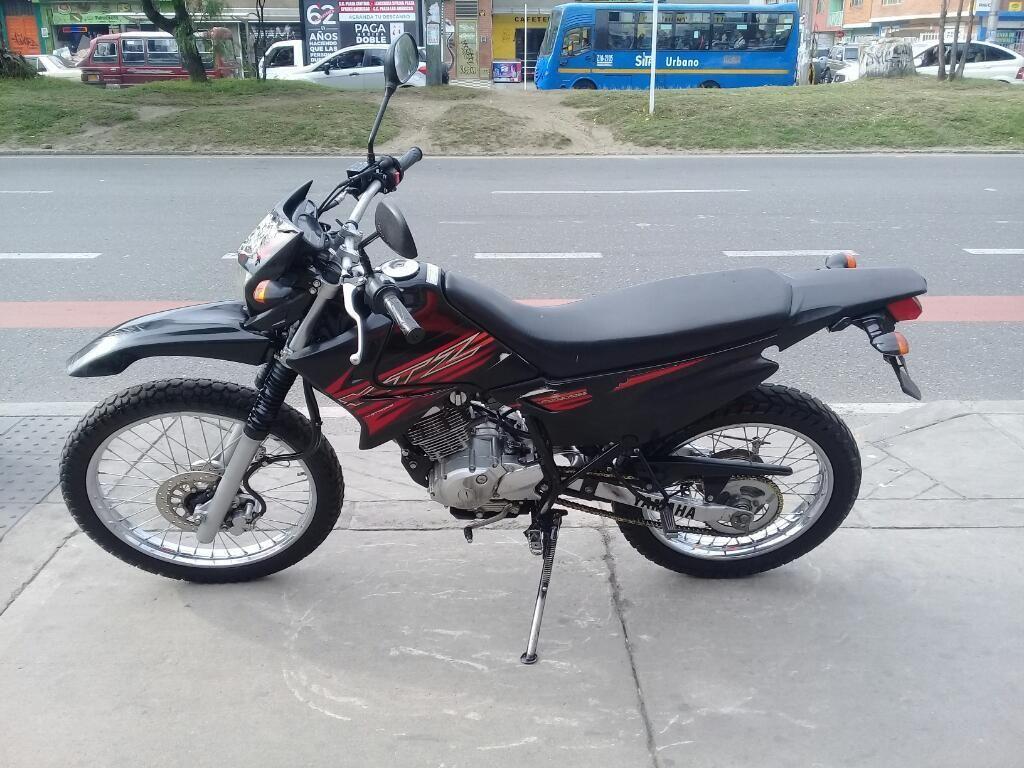 Yamaha Xtz 125 Modelo 2015