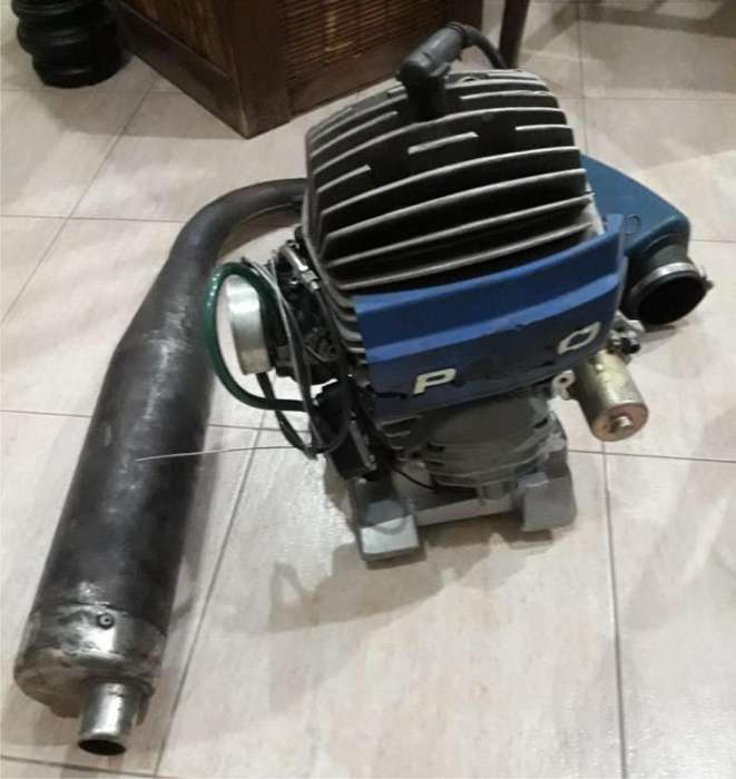 Motor Parilla Switf 60 cc P/kart - C/embrague - Enc Elect.