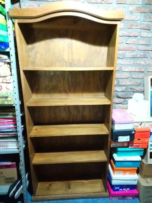 Vendo Biblioteca de Cedro 2000