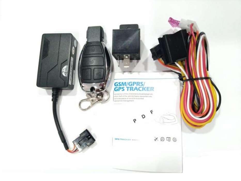 GPS TRACKER IM311C - 2, PARA MOTO O CARRO mini