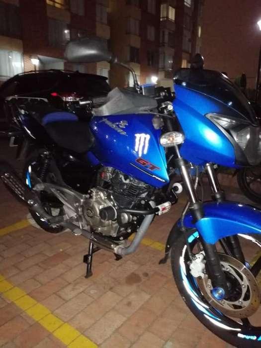 Vendo <strong>moto</strong> Excelente Estado